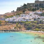 Explore the intriguing architecture of Lindos with Greece Visa