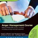 Court ordered anger management