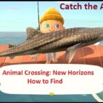 Animal Crossing: New Horizons – How to Find and Catch the Arapaima
