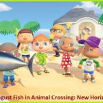All August Fish in Animal Crossing: New Horizons
