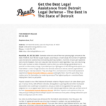 Top Rated Detroit Domestic Violence Lawyers